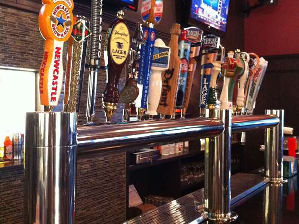 24 Rotating Draft Craft Beer Lines
